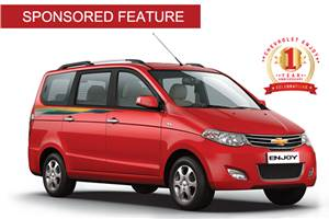 Sponsored Feature: Chevrolet Enjoy 1st Anniversary edition