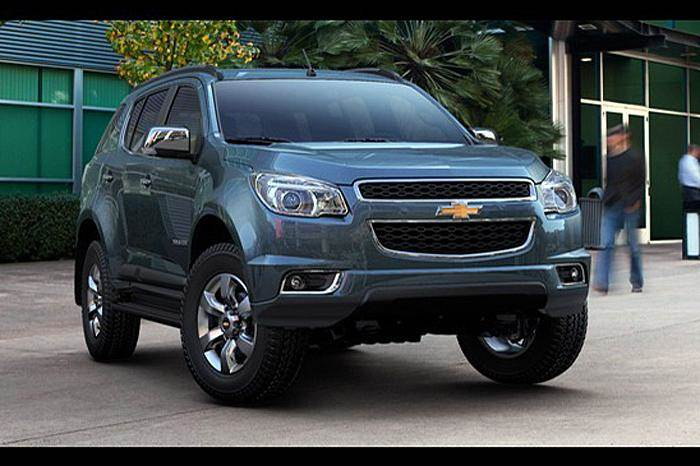 Chevy's trails