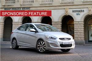 Sponsored Feature: Hyundai Verna is a class apart