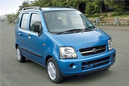 Suspension problem on Maruti WagonR
