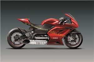 440kph Y2K hyperbike India-bound
