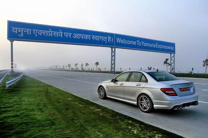 India's best road?