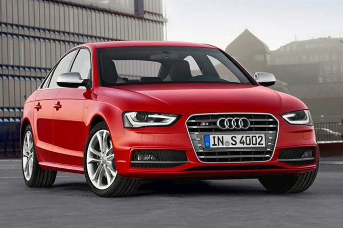 2012 Audi A4 Saloon