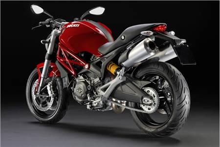 Ducati 2012 range