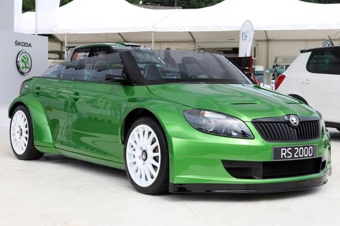 Skoda RS 2000