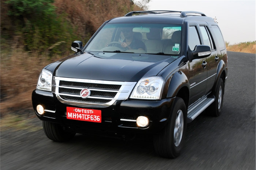 Force motors force one autocar india for H and r auto motors