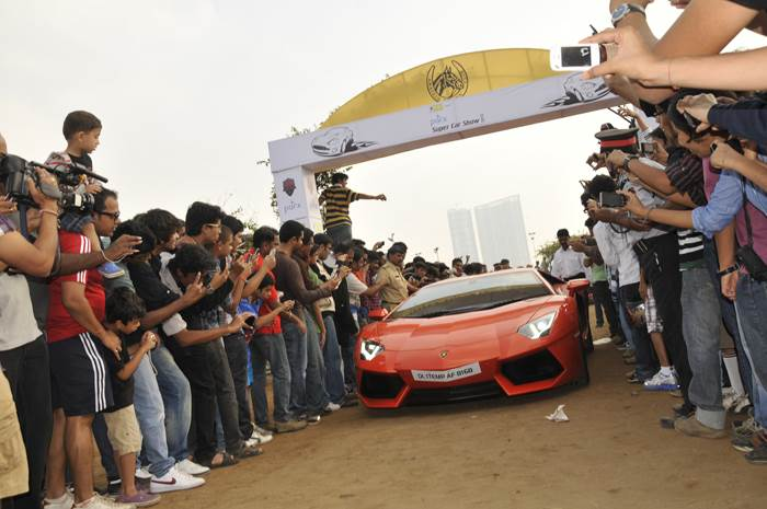 Parx Super Car Show 2012 Exclusive gallery