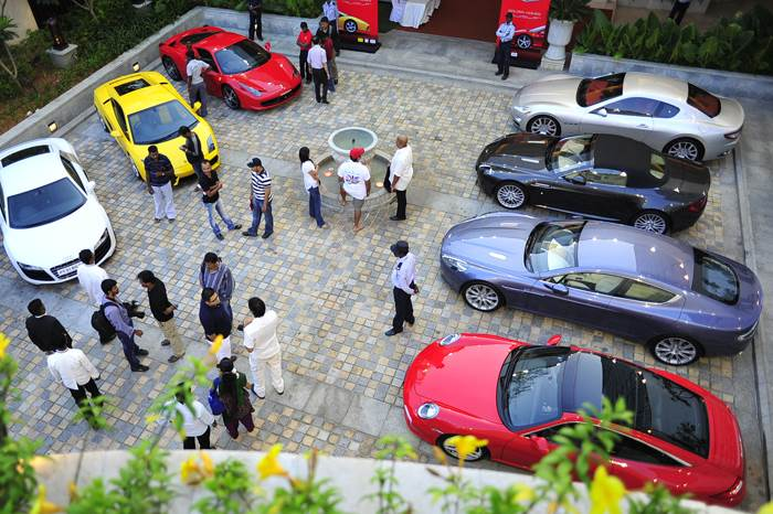 Madras Exotic Car Show