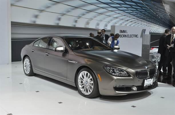 New York Auto Show 2012