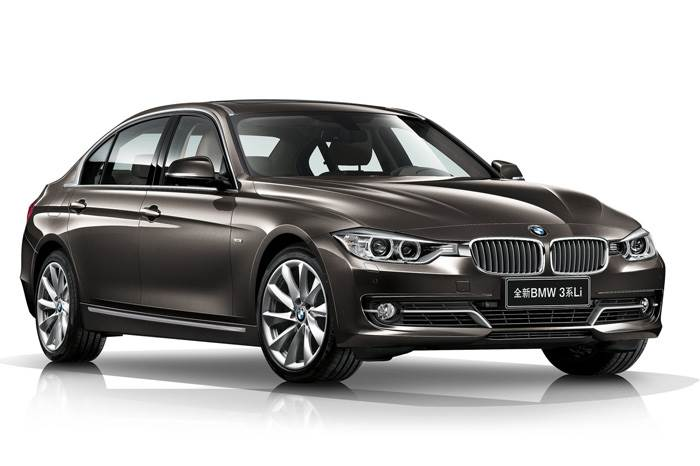 2012 BMW 3-series Long-wheel-base