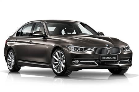 2012 BMW 3-series Long-wheel-base
