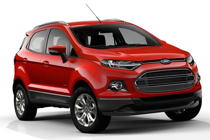 Ford EcoSport (Production Version)