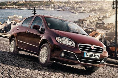 Fiat Linea facelift photo gallery