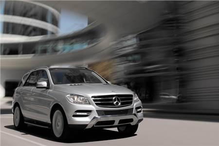 New Mercedes-Benz M-class