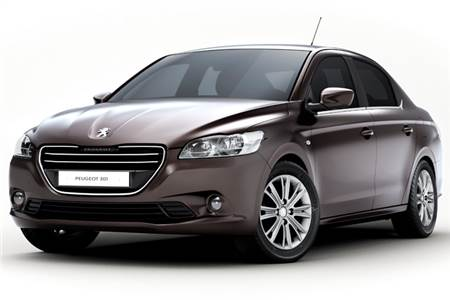 New Peugeot 301 pictures