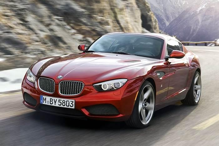 BMW Zagato Coupe photogallery
