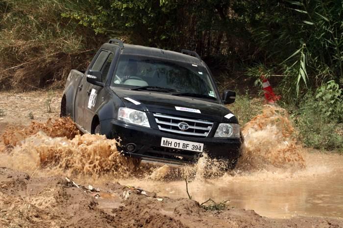 Tata Motors Full Throttle photos