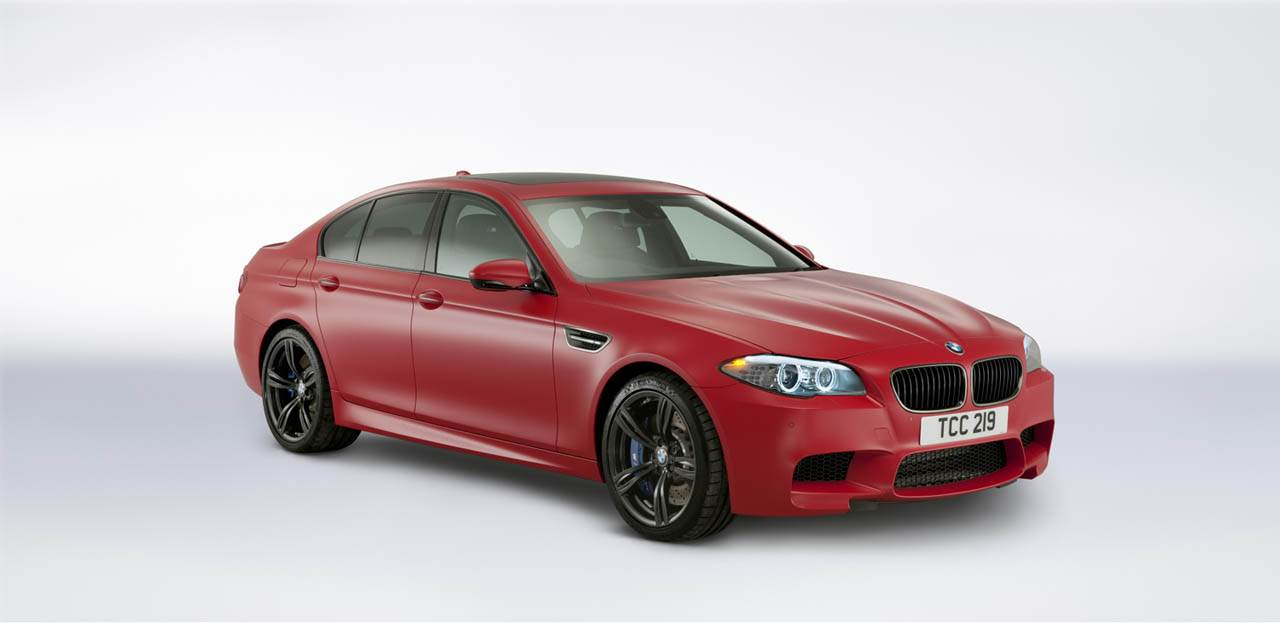 BMW M3 and M5 performance edition
