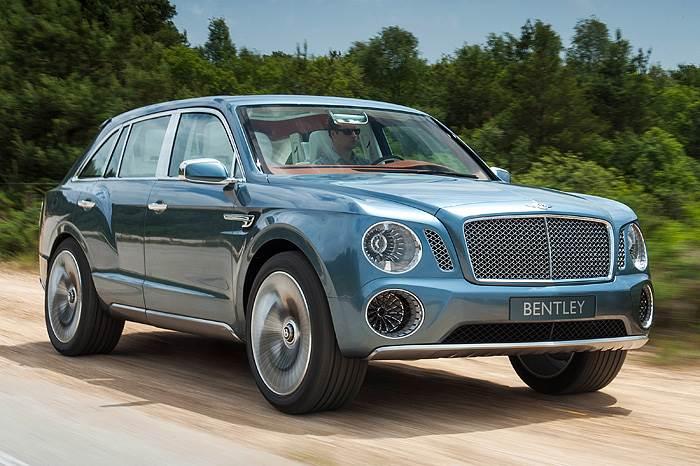 Bentley EXP 9 F photos