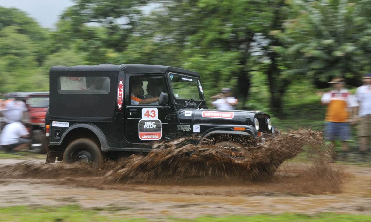 Mahindra Great Escape 2012