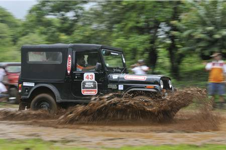 Mahindra Great Escape 2012