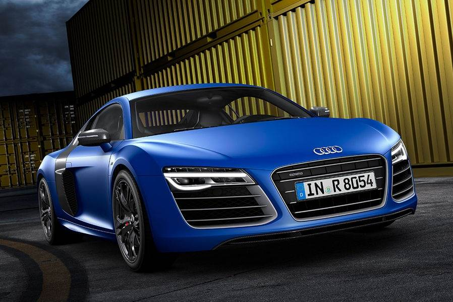 New Audi R8 photogallery