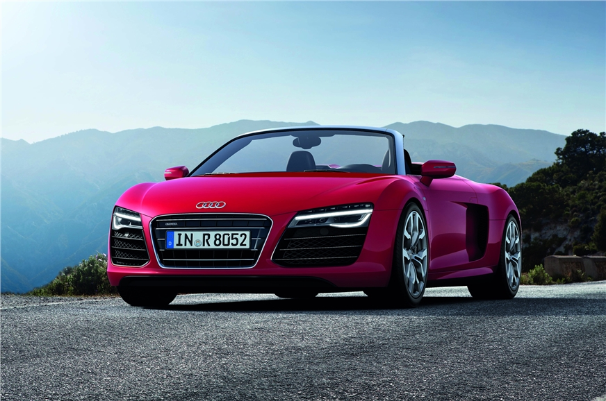 new audi r8 photogallery autocar india. Black Bedroom Furniture Sets. Home Design Ideas