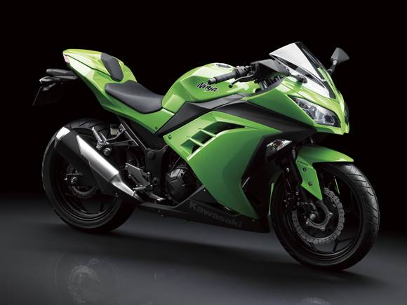 New Kawasaki Ninja 250R photo gallery