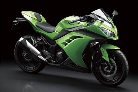 New Kawasaki Ninja 250R photo gallery