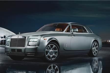 Rolls Royce Phantom Aviator Edition