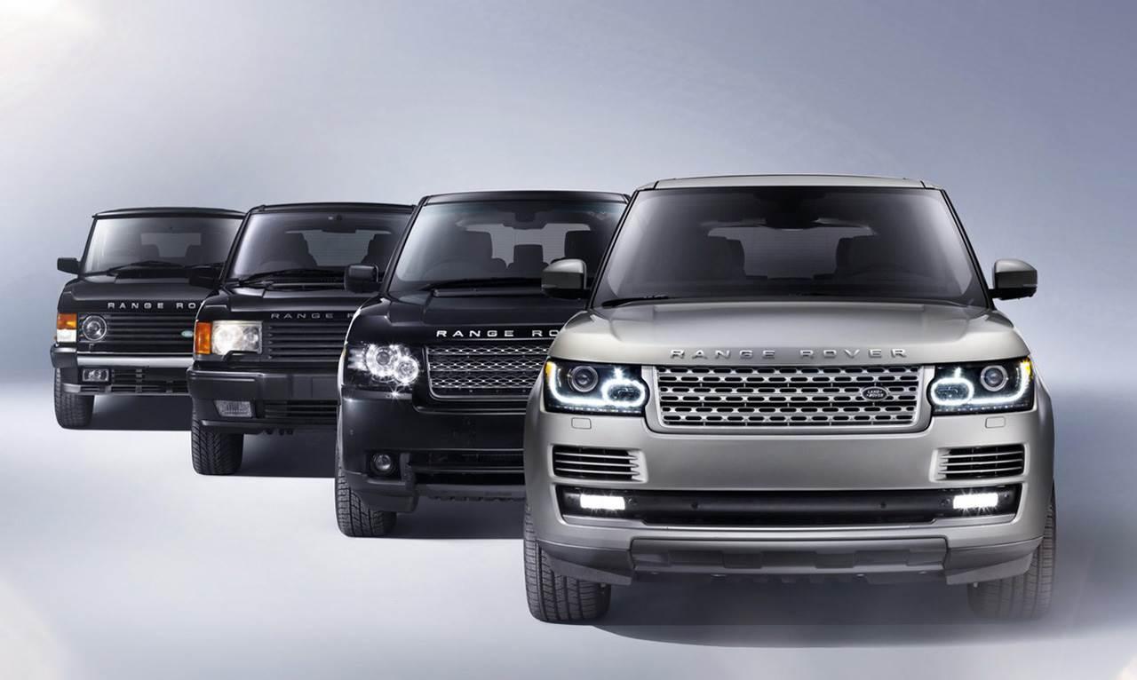New 2014 Land Rover Range Rover photos