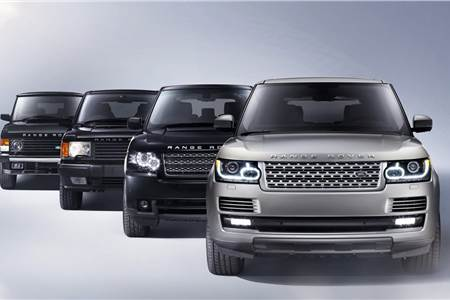 New 2014 Land Rover Range Rover photos