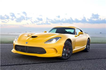 New 2013 SRT Viper GTS photo gallery
