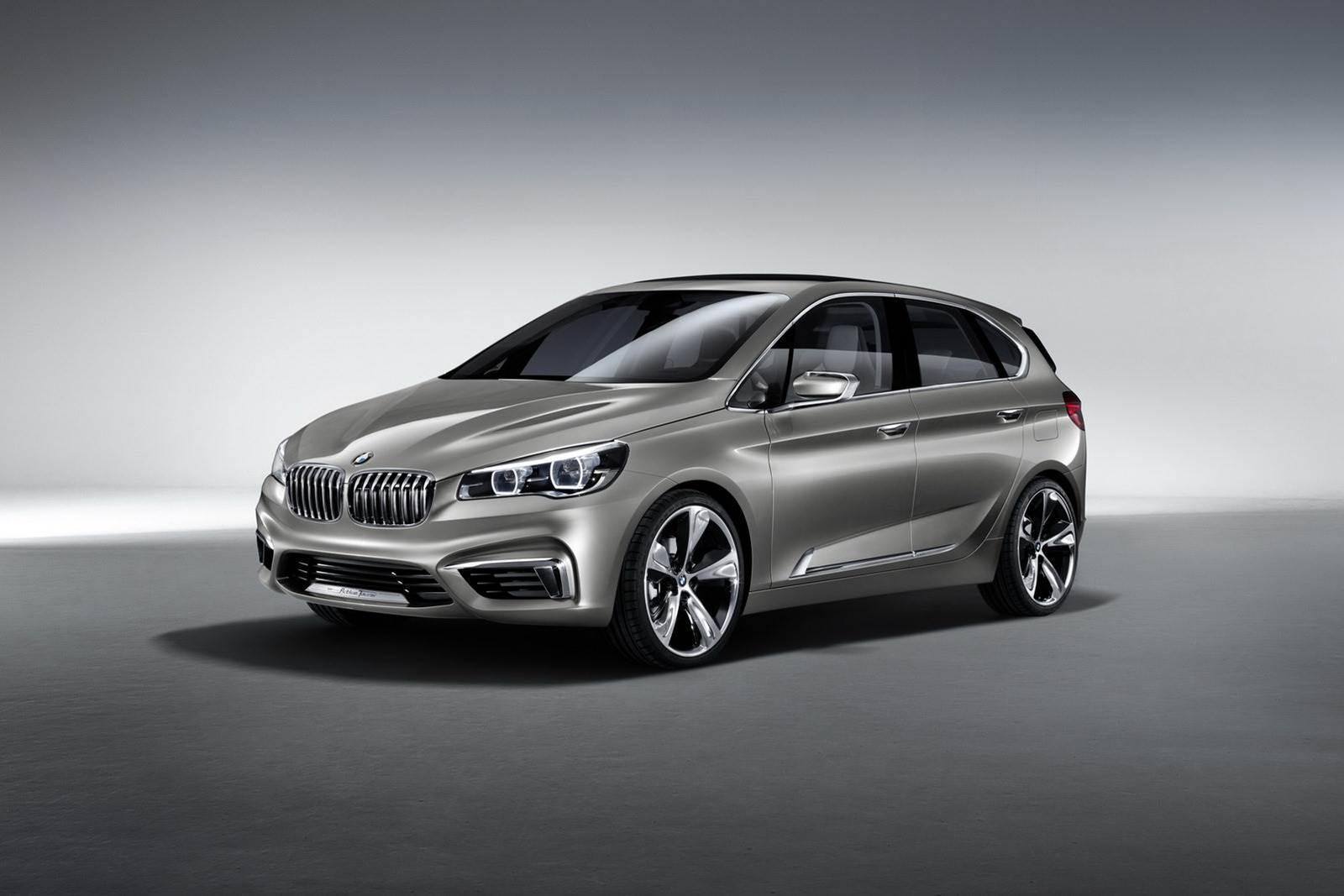 New BMW Active Tourer Concept