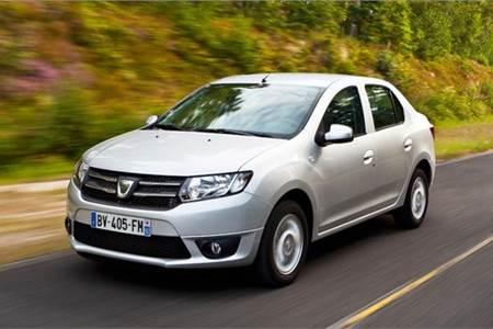 New Dacia Logan II photo gallery