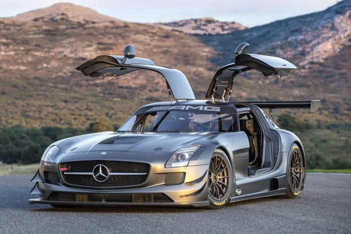 "Mercedes-Benz SLS AMG GT3 ""45th Anniversary"" gallery"