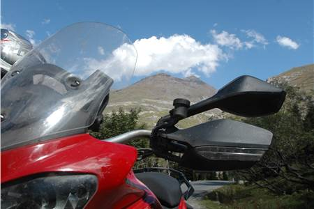 Multistrada to Heaven