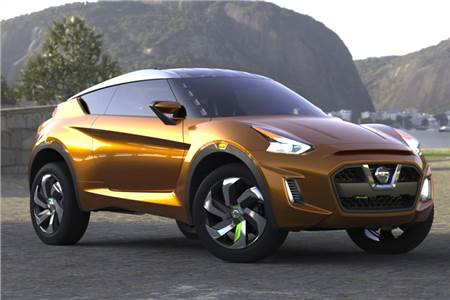 Nissan Extrem Concept photo gallery