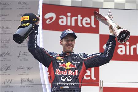 Indian GP 2012 photogallery