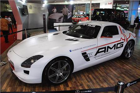 Autocar Performance Show 2012  gallery