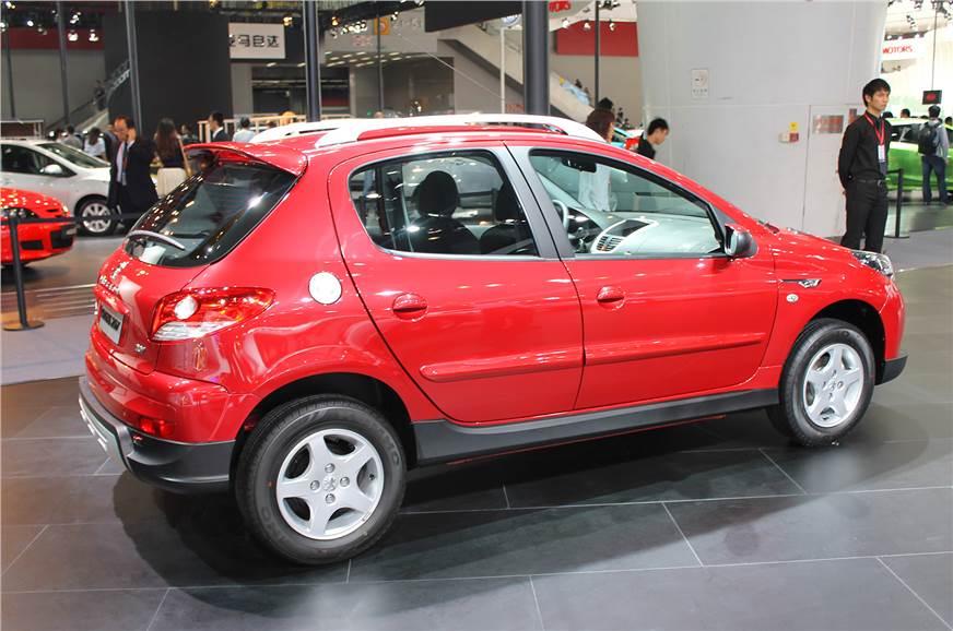 Guangzhou motor show photo gallery autocar india for Garage peugeot gap