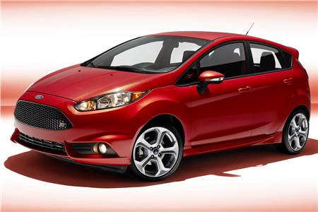 Ford Fiesta ST photo gallery