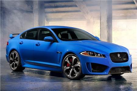 Jaguar XFR-S photo gallery