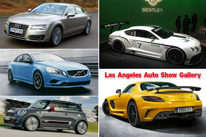 LA Auto Show 2012 photo gallery
