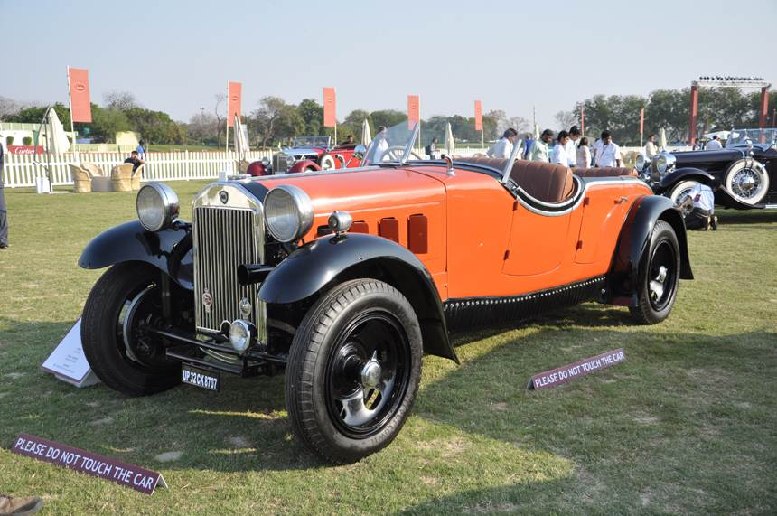 Cartier Concours d'Elegance preview  gallery