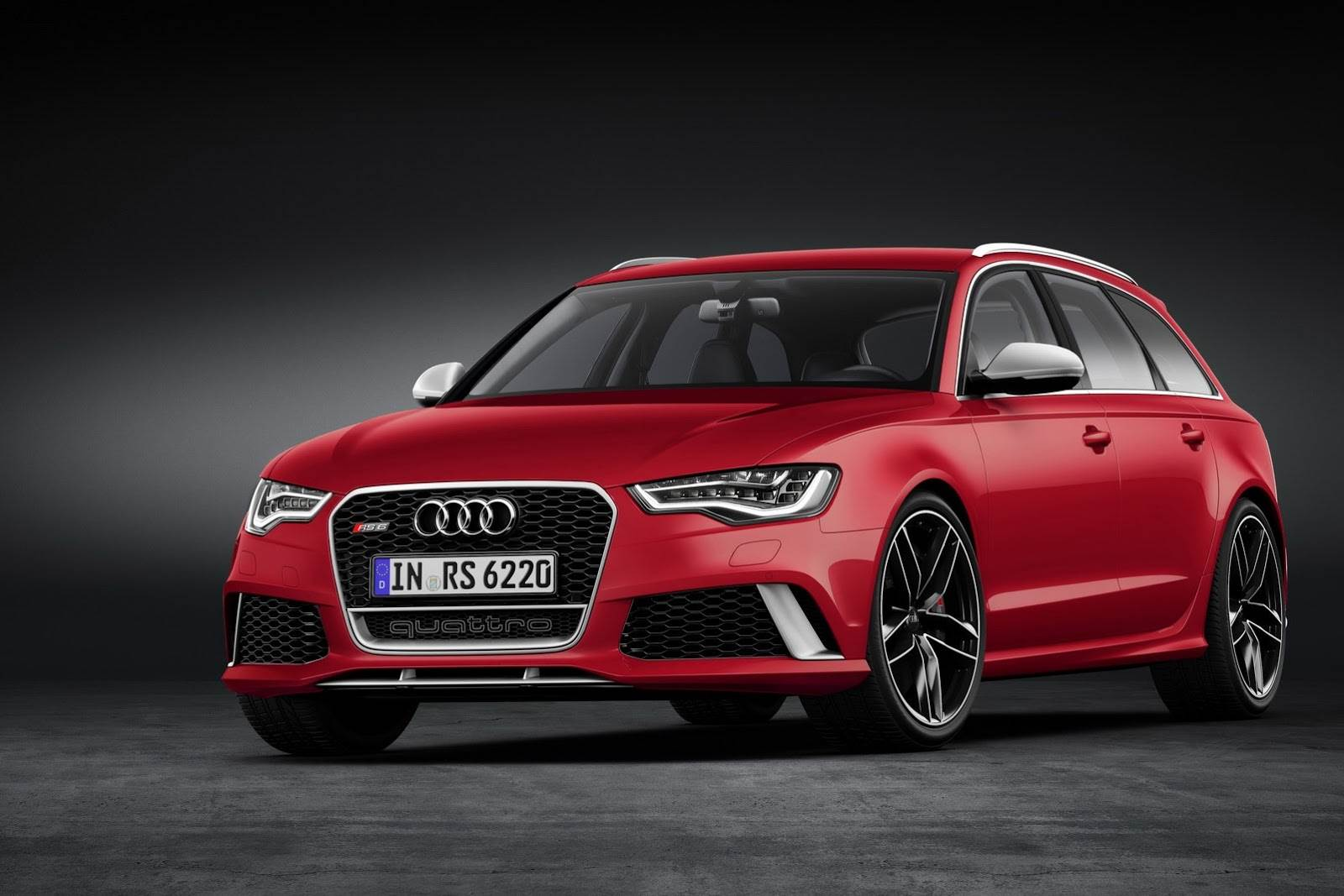 New Audi RS6