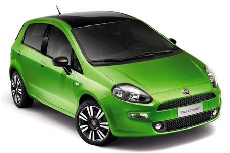 Fiat Punto facelift photo gallery