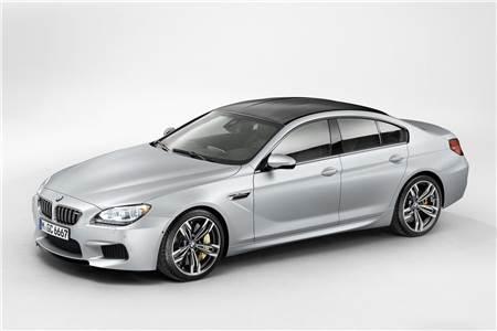 BMW M6 GranCoupe photo gallery