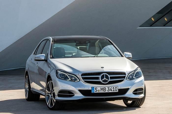 New Mercedes E-Class photo gallery