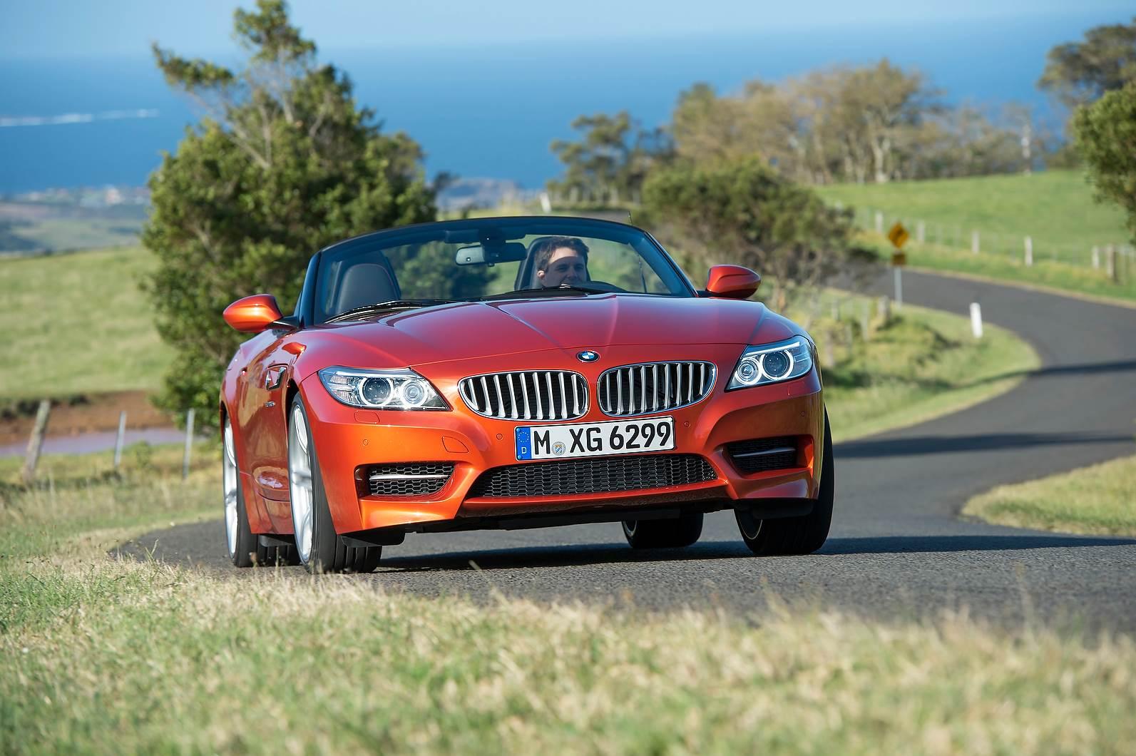 2013 BMW Z4 photo gallery